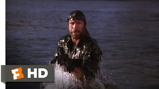 getlinkyoutube.com-Missing in Action (9/10) Movie CLIP - Watery Vengeance (1984) HD