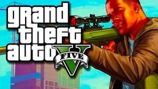 getlinkyoutube.com-GTA 5 - Stunters vs Snipers! (GTA 5 Funny Moments!)