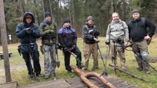 Sondeln im Wald feat Relikt Jäger Oberbayern. was für ein Tag