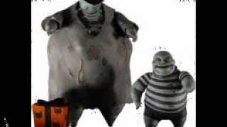getlinkyoutube.com-The Characters of Tim Burton's The Nightmare Before Christmas