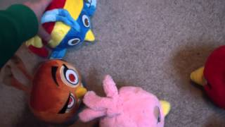getlinkyoutube.com-angry birds Stella plush join the cast
