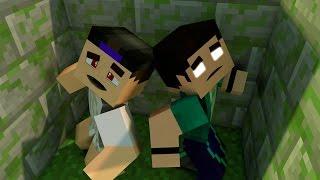 getlinkyoutube.com-Minecraft - PARAÍSO - #73 VAMOS MORRER ESMAGADOS!