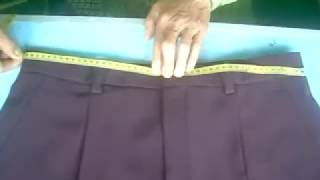 Cara Mudah Mengukur Celana