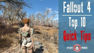 getlinkyoutube.com-Fallout 4 - Top 10 Quick Tips