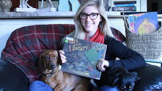 getlinkyoutube.com-Bats at the Library by Brian Lies Read Aloud Children's Book