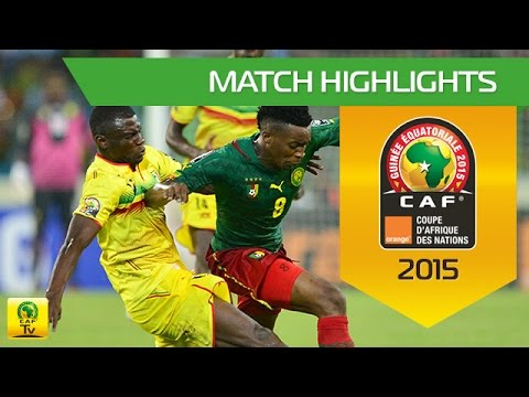 Mali vs Cameroon AFCON 2015