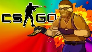 CSGO - STRAT ROULETTE! (Counter Strike Global Offensive Gameplay!)
