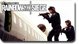 getlinkyoutube.com-Rainbow Six: Siege ► Airplane Raid (Full Match)