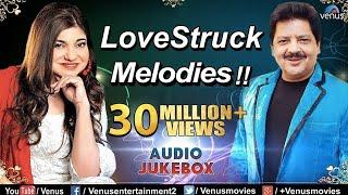 Udit Narayan & Alka Yagnik - LoveStruck Melodies | Hindi Songs | 90's Bollywood Romantic Songs