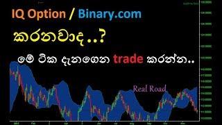Real Binary Option Trading System. ( Sinhala )