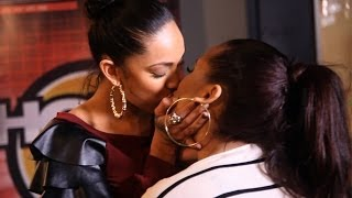 getlinkyoutube.com-Erica Mena & Cyn Santana are in love, hot & talking about it on the HOT97 Morning Show