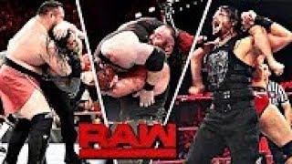 WWE Raw 1/1/18 - 01/01/18 Highlight HD - WWE Raw 1st Jan 2017 Highlight HD