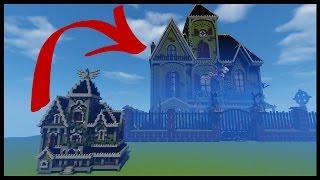 getlinkyoutube.com-Minecraft Build School: Scale