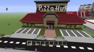 getlinkyoutube.com-Minecraft Town Tour - Highland Ridge (UPDATED//2)
