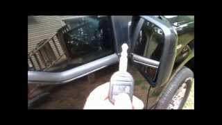 getlinkyoutube.com-Remote Start Unboxing, Install, and Operation for 2011-2014 Ford F-150