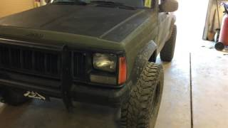 getlinkyoutube.com-5 Things That I Love About The Jeep Cherokee XJ