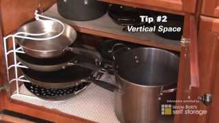 getlinkyoutube.com-Organize Your Kitchen With Uncle Bob's Self Storage | The Decluttered Home