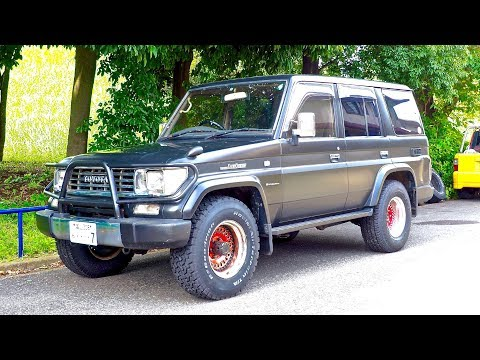 1995 Toyota Land Cruiser Prado 70-Series Turbo Diesel (Canada Import) Japan Auction Purchase Review