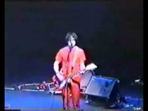 The White Stripes - Jolene. London Forum 2001 (8/18)