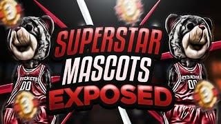 getlinkyoutube.com-NBA 2K17 Superstar 3 Mascots Trash Talkers Exposed | 2 Houston Mascots Exposed