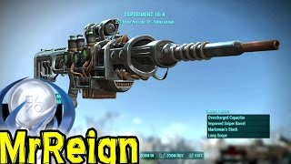 getlinkyoutube.com-FALLOUT 4 - EXPERIMENT 18-A - Unique Plasma Gun Location & Showcase