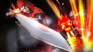 getlinkyoutube.com-Marvel: Contest of Champions - Guillotine Super Move & Attacks Overview