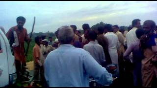 SAKRAND NEW BYPASS  FIGHT BiTWEEN MUTASREEN EACH OTHER BY ali hassan keerio