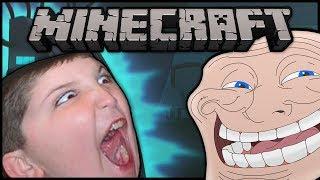 getlinkyoutube.com-Minecraft: Trolling Little Kids | #26 (Teleporting)