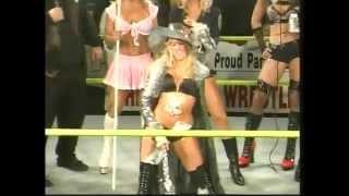 OVW Divas Halloween Costume Contest (10-28-2006)