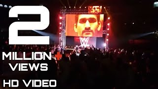 getlinkyoutube.com-Satender Dagar vs Chad Gable - WWE Fight in Delhi India