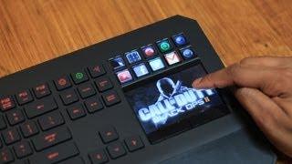 getlinkyoutube.com-Review: Razer Deathstalker Ultimate Gaming Keyboard