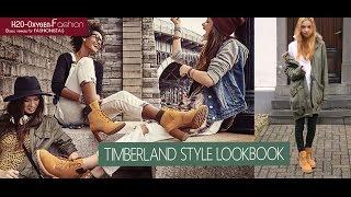 getlinkyoutube.com-Timberland Boots Styled LookBook (Outfit Ideas)