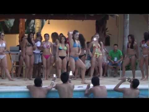 Bikini Contest 8th Acapulco Salsa Bachata Congress