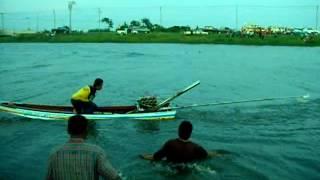 getlinkyoutube.com-แข่งเรือคลองส่งน้ำ คู่พิเศษ5/8/2555