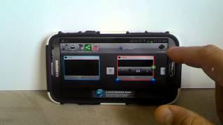 getlinkyoutube.com-Samsung Galaxy Note 2 Andro Media Video Editing Software