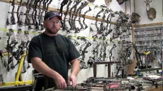 Archery Tip of the week | How to identify the correct parts of a compound bow