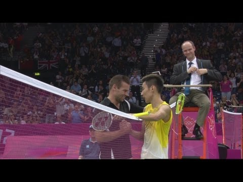 Badminton Men's Singles Group A - Malaysia v Finland Full Replay - London 2012 Olympic Games