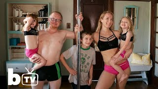 We Teach Our Kids To Pole Dance