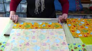 getlinkyoutube.com-How to make a Pillow Case - Quilting Tips & Techniques 097