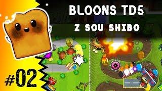 getlinkyoutube.com-Gry dla Dzieci: Bloons TD5 Po Polsku - Coop /w Sou Shibo