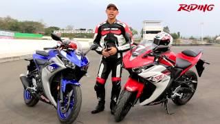 getlinkyoutube.com-[HD] Riding Magazine#234 : Cover Story - Yamaha YZF R3