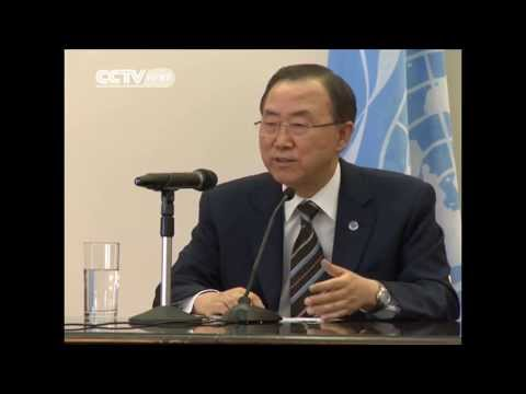 Ban Ki-Moon, Museveni  Intervene for M23 Rebels Peaceful Negotiations