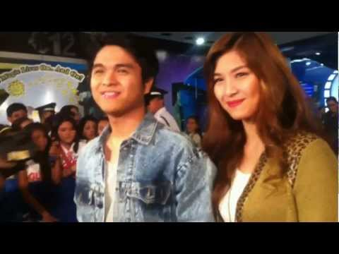 Jamich on KathNiel's Must Be Love Premiere Night
