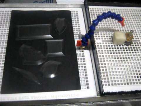 Máquina para Biselar y Pulir
