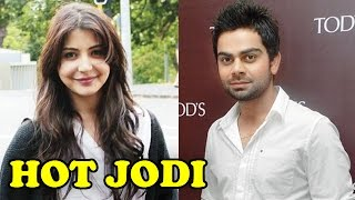 Anushka Sharma and Virat Kohli Bollywood's Hot Jodi | HOT GOSSIP