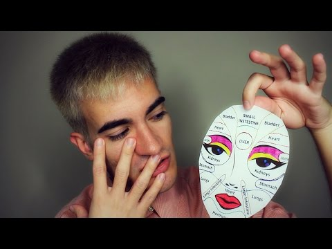 Face Mapping Skin Analysis (ASMR)