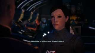getlinkyoutube.com-Let's Play! Mass Effect: Part 1: Clara Shepard, Vanguard of the Alliance