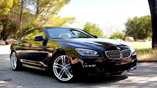 getlinkyoutube.com-2014 BMW 6 Series Gran Coupe - Review and Road Test