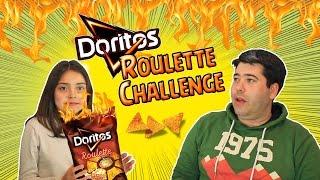 getlinkyoutube.com-Doritos Challenge - Reto Doritos Super picante o Doritos Roulette Challenge