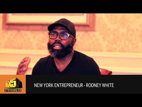 New York Entrepreneur - Rodney White (@blackonblackbk)